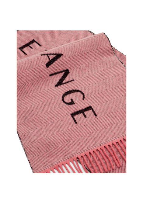 Sciarpa in lana con logo ARMANI EXCHANGE | Sciarpe | 944114 1A11405471