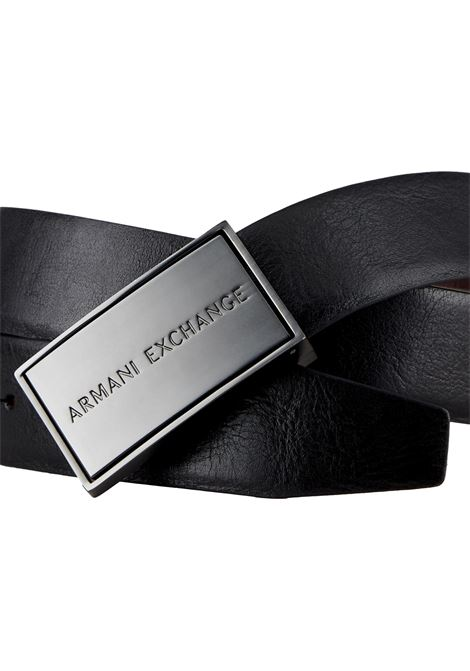 Made in Italy belt in printed leather adjustable bi-color ARMANI EXCHANGE |  | 951183 CC52503221