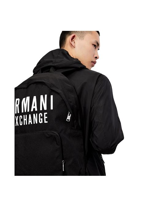 Backpack with logo ARMANI EXCHANGE |  | 952336 9A12400020
