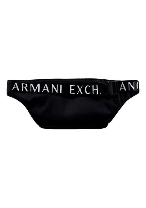 Marsupio con logo ARMANI EXCHANGE | Marsupio | 952363 1A80900020