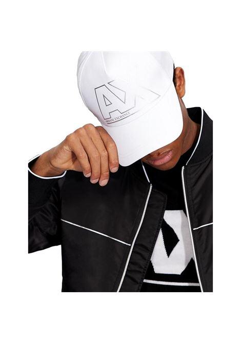 Logo hat ARMANI EXCHANGE |  | 954202 1A10100010