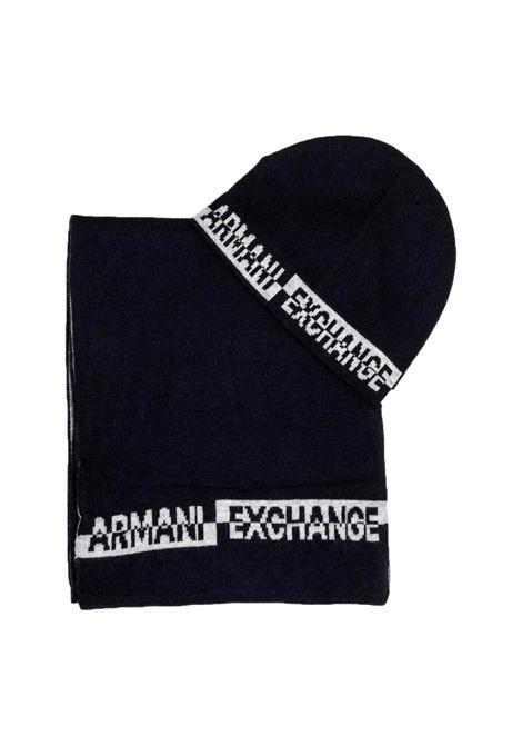 Set sciarpe e berretto ARMANI EXCHANGE | Set maglia | 954651 CC31100020