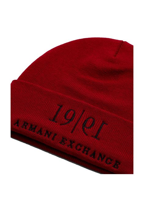 Hat with contrasting logo ARMANI EXCHANGE |  | 954666 1A30335074