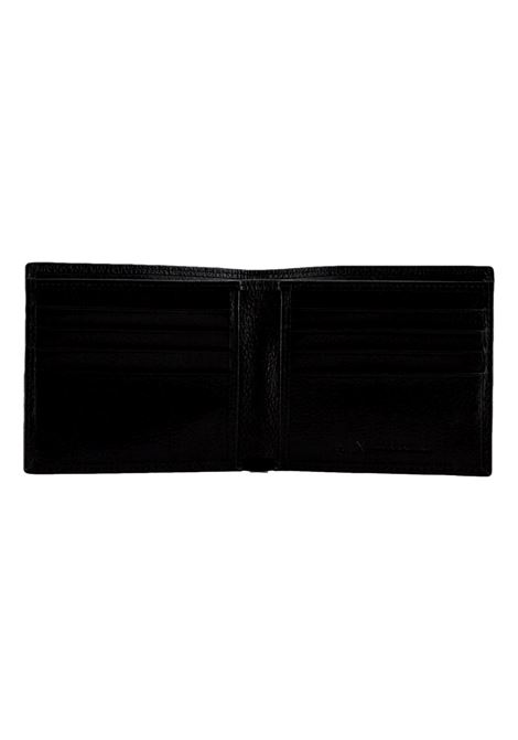 Portafoglio in pelle di bufalo ARMANI EXCHANGE | Portafogli | 958097 CC20600020