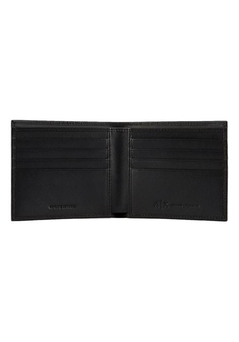 Wallet with all-over logo ARMANI EXCHANGE |  | 958097 CC34900020