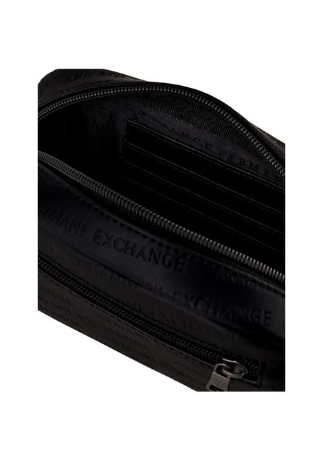 Beauty case with all-over logo ARMANI EXCHANGE |  | 958123 CC34800020