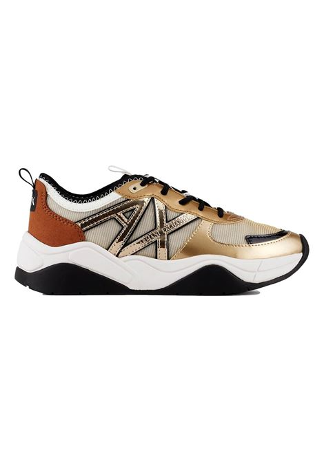 Sneakers bicolor AX ARMANI EXCHANGE | Sneakers | XDX039 XV394K652