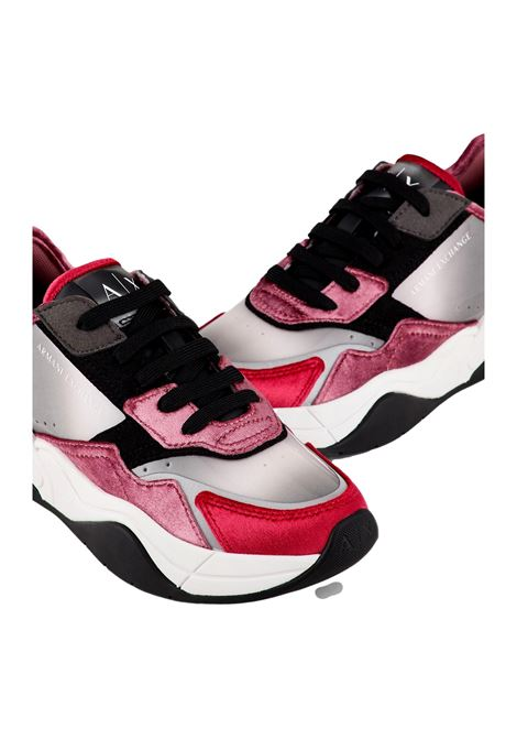 Sneakers bicolor ARMANI EXCHANGE | Sneakers | XDX064 XV370K654