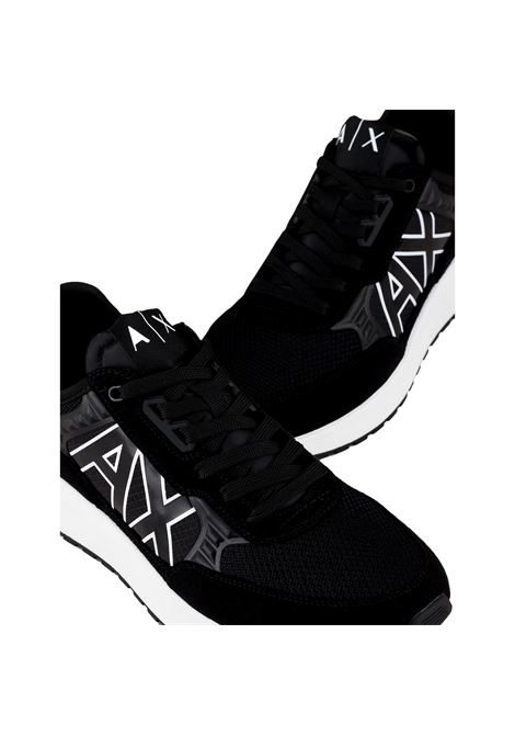 Mesh sneaker with maxi sole ARMANI EXCHANGE |  | XUX090 XV276002