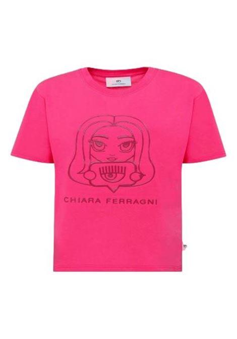 T-shirt Rubber Mascotte CHIARA FERRAGNI | T-shirt | 71CBHT12 CJC0T446