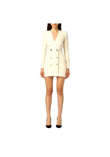 Abito Robe manteau con pattern logo ELISABETTA FRANCHI | Abiti | AM23S16E2193