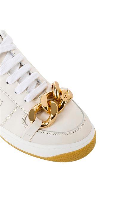 Sneakers Elisabetta Franchi con catena ELISABETTA FRANCHI | Scarpe | SA45H16E2360