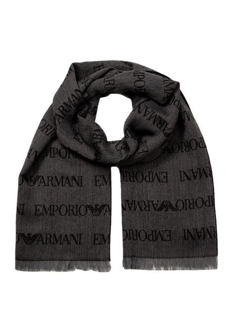 Sciarpa logata EMPORIO ARMANI | Sciarpa | 625053 CC78600041