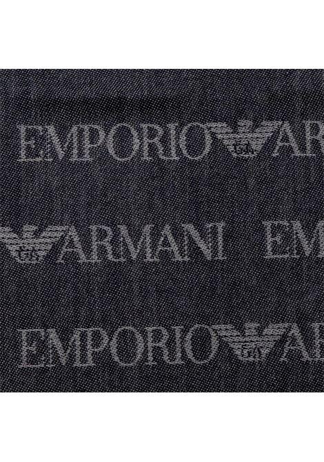 Sciarpa logata EMPORIO ARMANI | Sciarpa | 625053 CC78600635