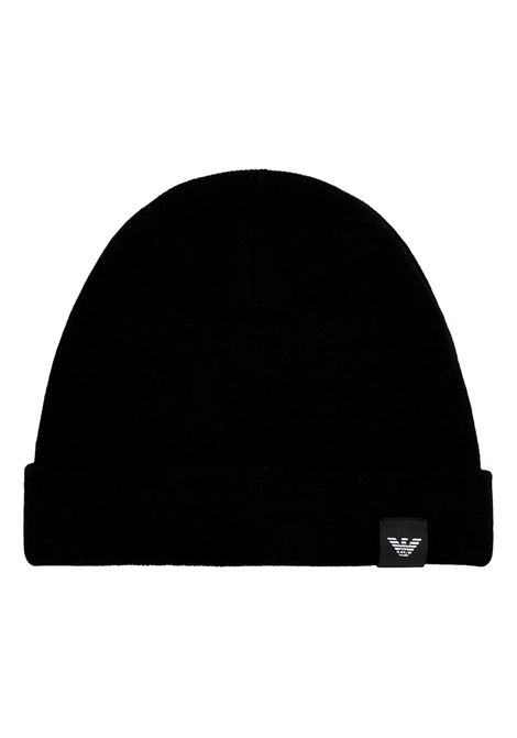 Shaved wool blend cap EMPORIO ARMANI |  | 627043 0A54300020