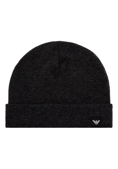 Shaved wool blend cap EMPORIO ARMANI |  | 627043 0A54306343