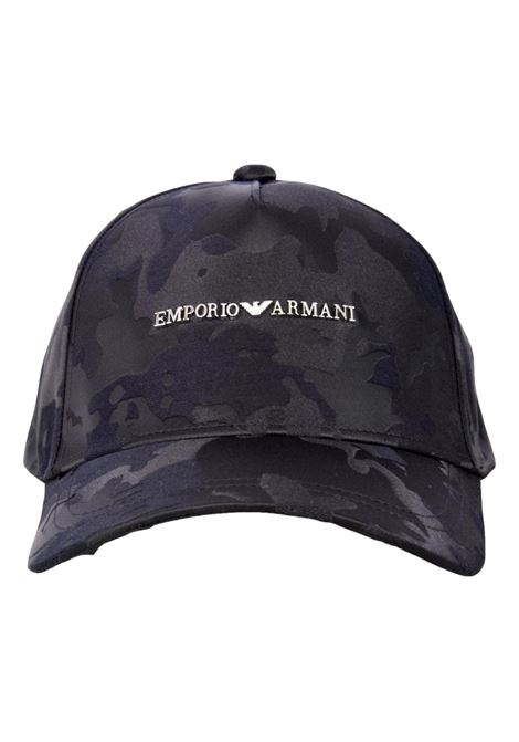 CAMOUFLAGE HAT EMPORIO ARMANI |  | 627562 1A55200035