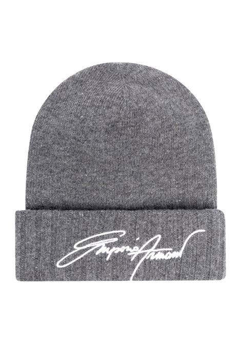 Wool bunny hat with logo EMPORIO ARMANI |  | 627660 1A57000041