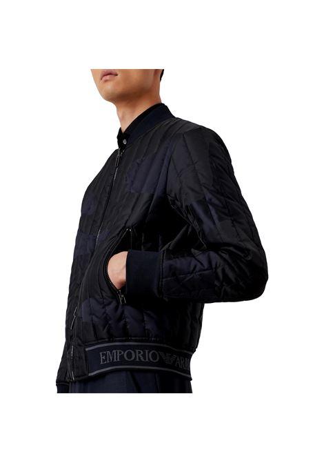 Reversible jacket in camouflage nylon EMPORIO ARMANI |  | 6K1B81 1NTTZF998