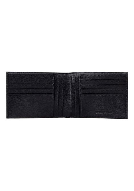 Gift box with wallet and key ring in tumbled leather EMPORIO ARMANI |  | Y4R222 Y068E80001
