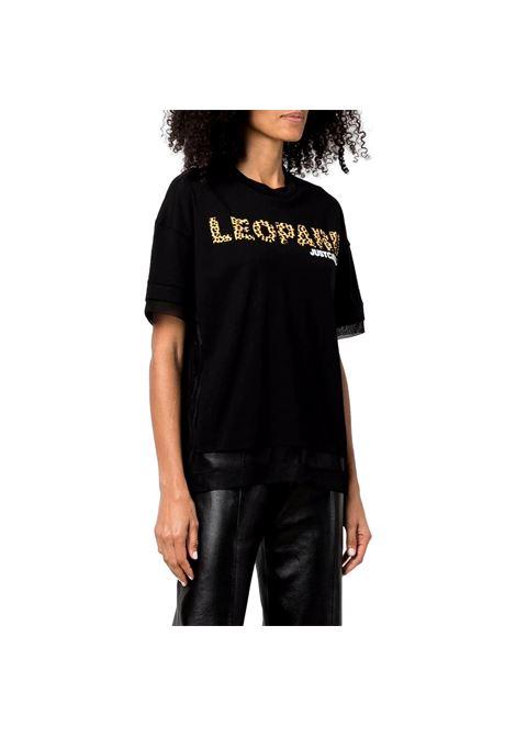 T-shirt con stampa JUST CAVALLI | T-shirt | S04GC0403 N20663971