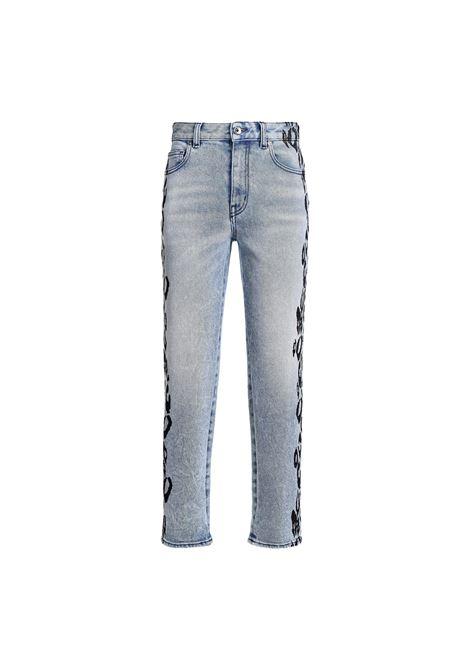 Jeans con dettagli maculati JUST CAVALLI | Pantaloni | S04LA0197 N31940470