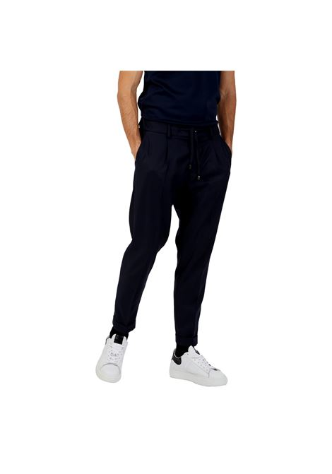 JOGGER TROUSERS IN COOL WOOL OUTFIT |  | OF1F2W1P011174