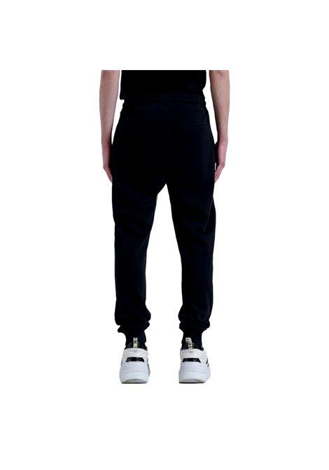 Sports trousers with graphic print RICHMOND JOHN |  | RMA21133PA A8BLACK