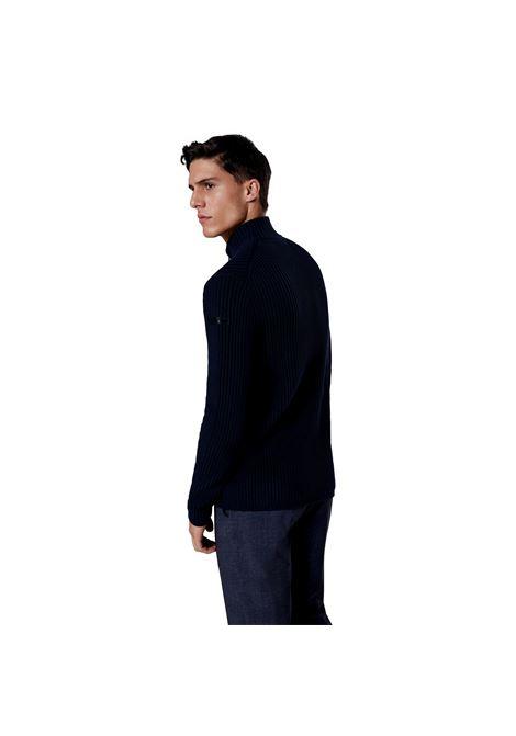knit cotton 7 zip RRD |  | W2111960