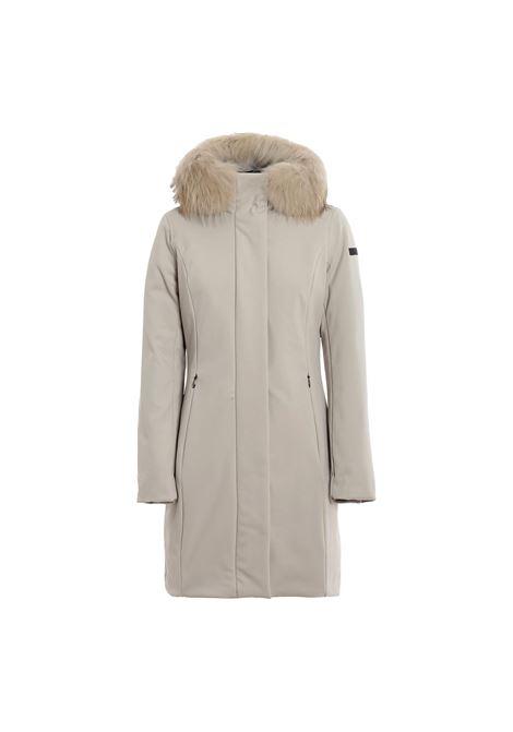 winter long lady fur RRD | Giubbotti | W21501FT83