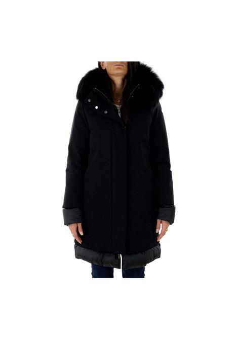winter light long lady fur RRD | Giubbotti | W21505FT10