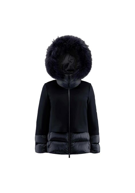 winter light hybrid hood  lady fur RRD | Giubbotti | W21517FT10