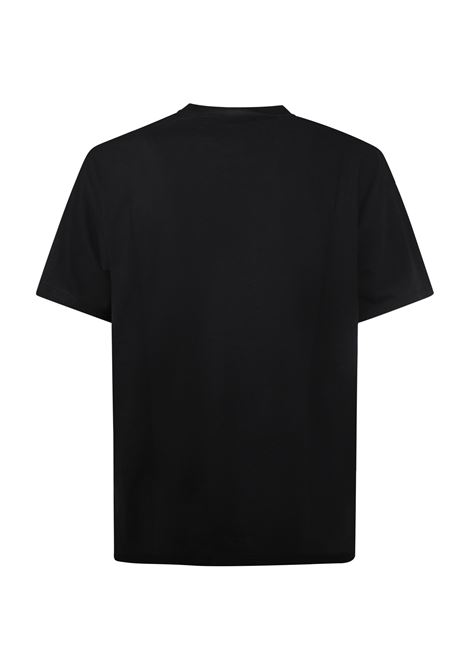 T-shirt con logo riflettente VERSACE JEANS COUTURE | T-shirt | 71GAHT15 CJ00T899