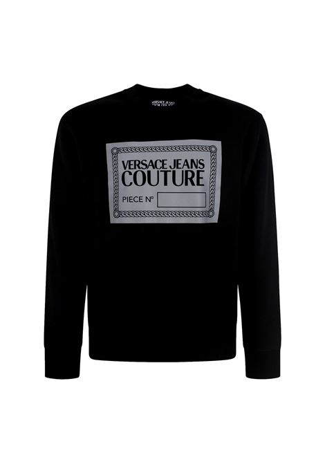 Sweatshirt with reflective logo VERSACE JEANS COUTURE |  | 71GAIT07 CF00T899