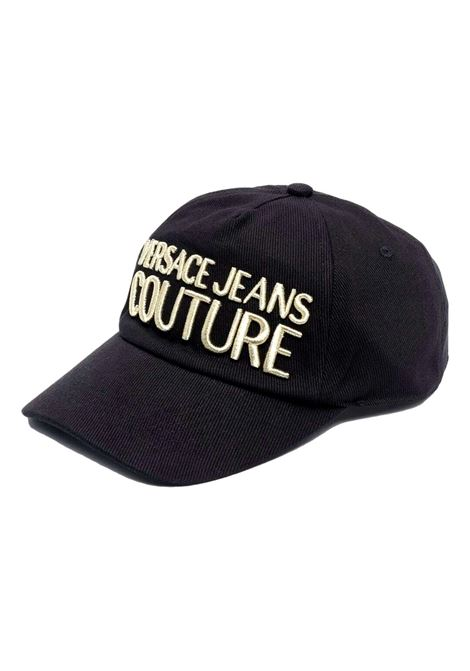 Baseball cap with gold embroidery VERSACE JEANS COUTURE |  | 71GAZK10 ZG010G89