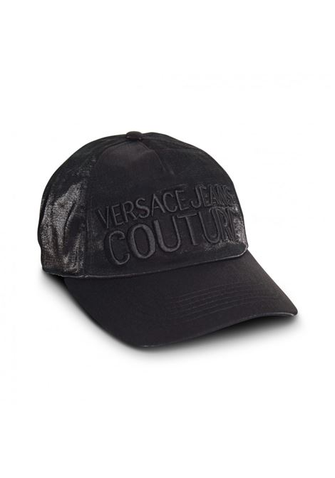 Satin hat with embroidery VERSACE JEANS COUTURE |  | 71GAZK12 ZS117899