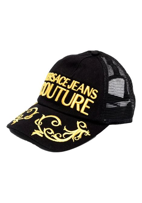 Baseball cap with gold embroidery VERSACE JEANS COUTURE |  | 71GAZK13 ZG013899