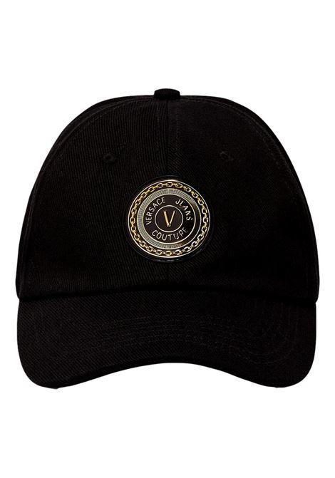 V-EMBLEM CAP VERSACE JEANS COUTURE |  | 71GAZK16 ZG016899