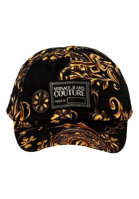 Baseball cap with baroque print VERSACE JEANS COUTURE |  | 71GAZK18 ZG015G89