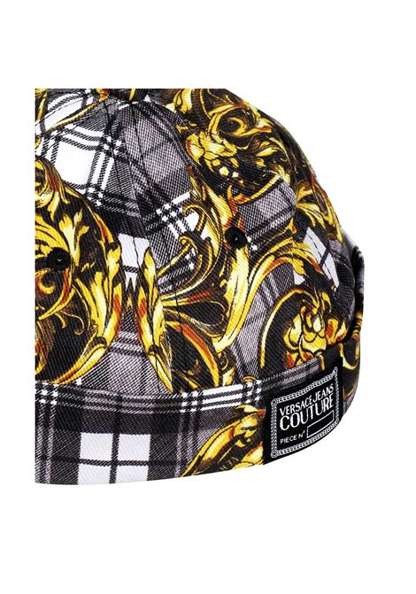 Cap with logo and baroque pattern VERSACE JEANS COUTURE |  | 71GAZK52 ZG012G80
