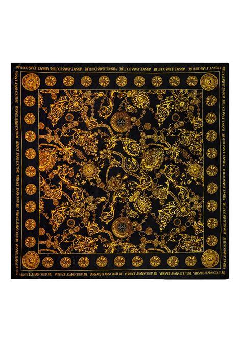 Foulard con stampa versace oro di seta VERSACE JEANS COUTURE |  | 71HA7H03 ZG005G89