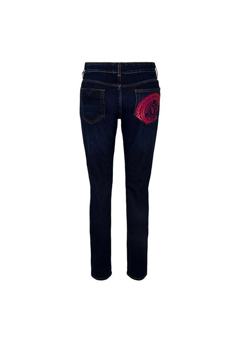 Skinny Fit jeans with logo on the pocket VERSACE JEANS COUTURE |  | 71HAB5K1 DW00904D904
