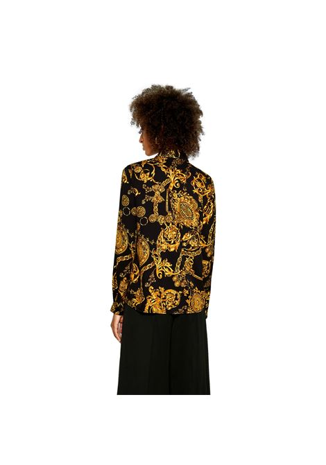 SHIRT WITH REGALIA BAROQUE PRINT VERSACE JEANS COUTURE |  | 71HAL201 NS007G89