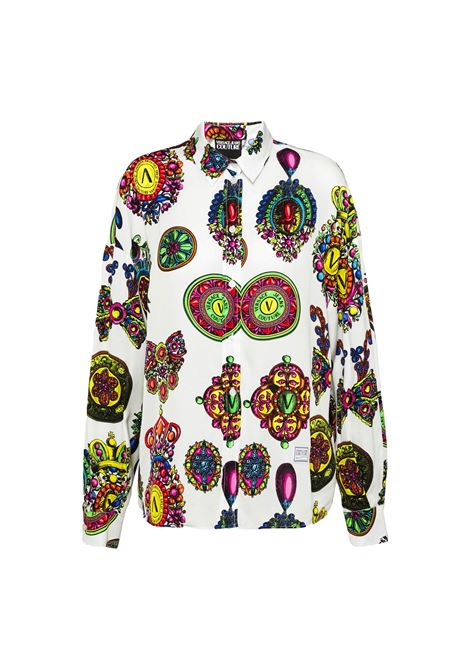 Barocco print shirt VERSACE JEANS COUTURE |  | 71HAL211 NS000003