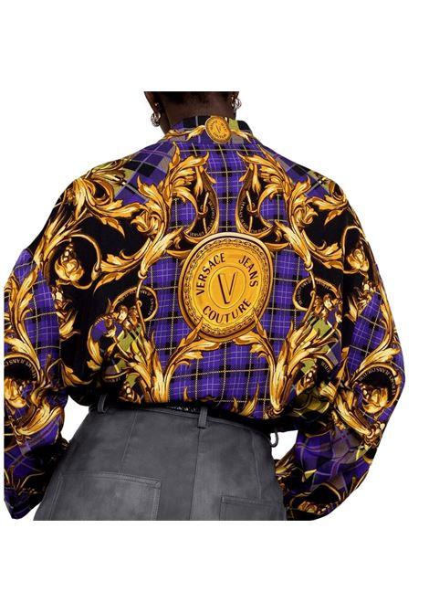 Regalia Baroque print shirt VERSACE JEANS COUTURE |  | 71HAL2P1 NS039G37