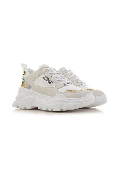 Sneakers Speedtrack con retro metallizzato VERSACE JEANS COUTURE | Sneakers | 71VA3SC2 ZP002003