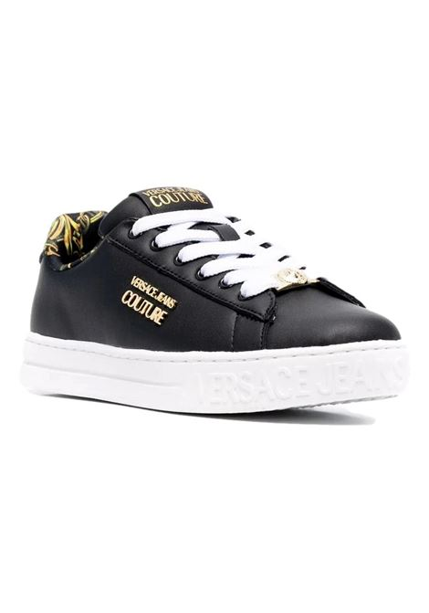 Sneakers Barocco con stampa VERSACE JEANS COUTURE | Sneakers | 71VA3SKL ZP016899