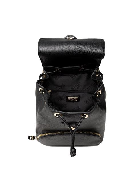 Backpack with Couture I buckle in black eco leather VERSACE JEANS COUTURE |  | 71VA4BF8 71578899