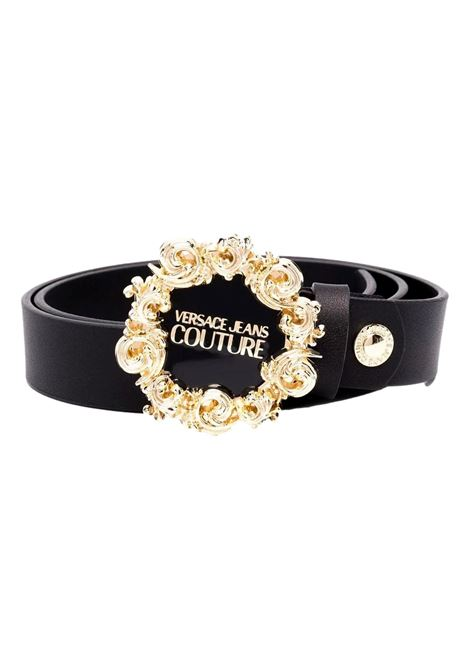 Belt with contrasting logo plaque VERSACE JEANS COUTURE |  | 71VA6F30 71627899