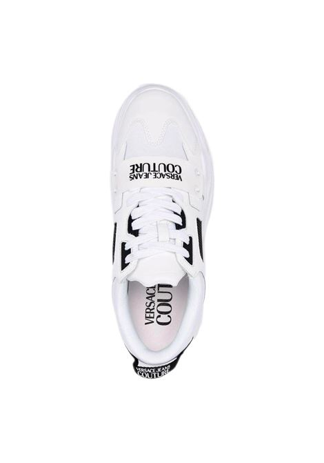 Sneakers chunky bianca VERSACE JEANS COUTURE | Scarpe | 71YA3SC4 71604003